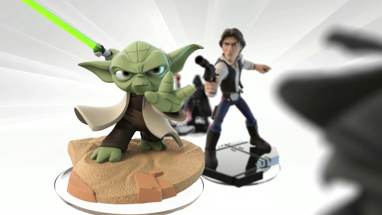 Disney Infinity: Past, Present and Future