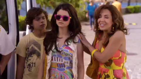 Stone of Dreams - Wizards of Waverly Place the Movie Clip