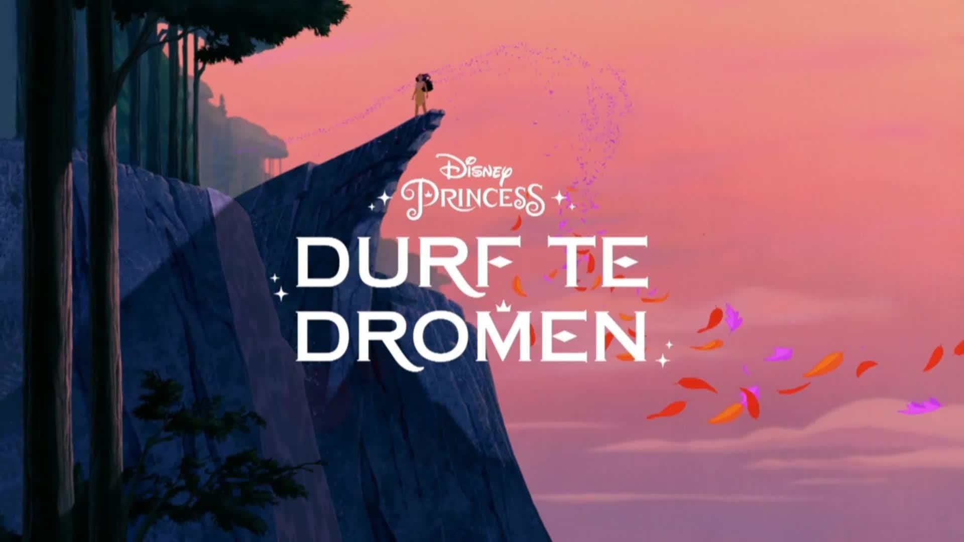 Disney Princess: Durf te Dromen - Be a Champion