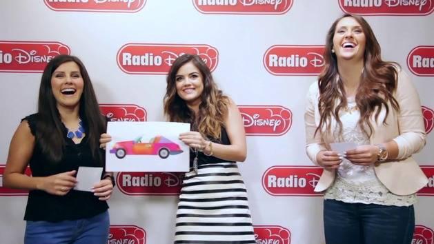 Lucy Hale's Road Trip - Radio Disney