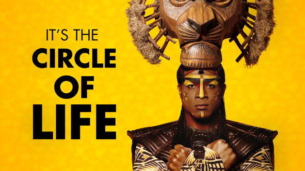 The Circle of Life Lyric Video - The Lion King on Broadway