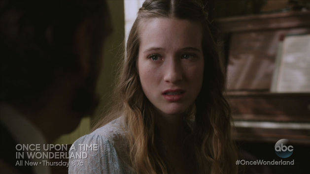 Who Is Alice? Sneak Preview - Once Upon a Time in Wonderland