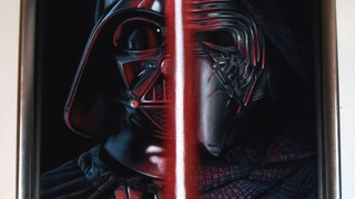 Art Awakens Gallery Event Celebrates the Dark Side, the Light Side, and a Good Cause