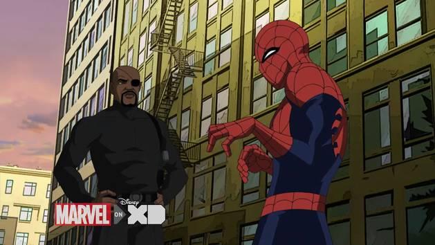 Ultimate Spider-Man - Ett oemotståndligt erbjudande