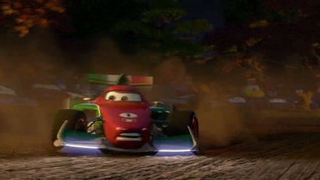 Cars 2 - Japanese Racing