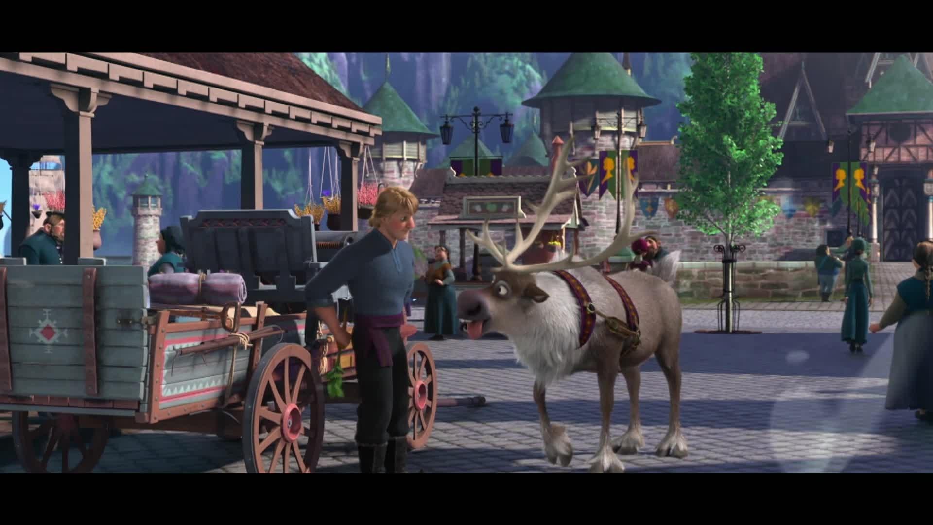 Los consejos veraniegos de Olaf - LA COMIDA
