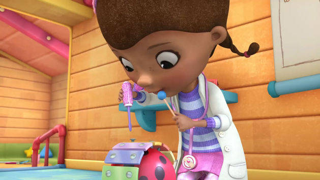Key Change - Doc McStuffins: Time For Your Check Up