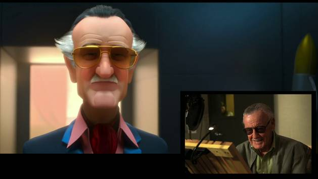 Stan Lee Featurette - Big Hero 6