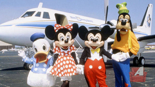 Disney's D23 Armchair Archivists: Walt Disney's Plane