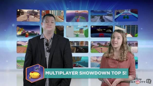 Ep. 56 - Multiplayer Showdown Winners - Disney Infinity Toy Box TV