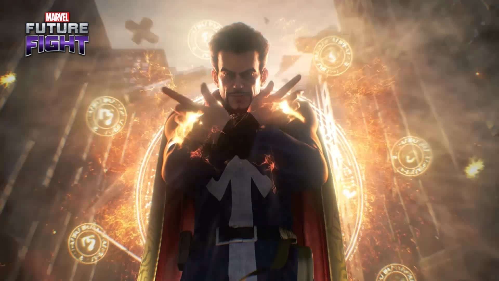 MARVEL Future Fight - Doctor Strange App Trailer