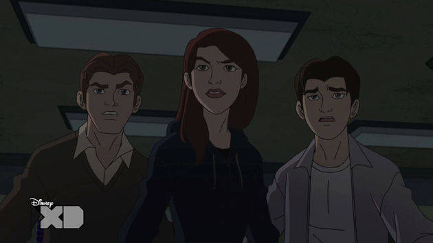 Ultimate Spider-Man - Stand By Me