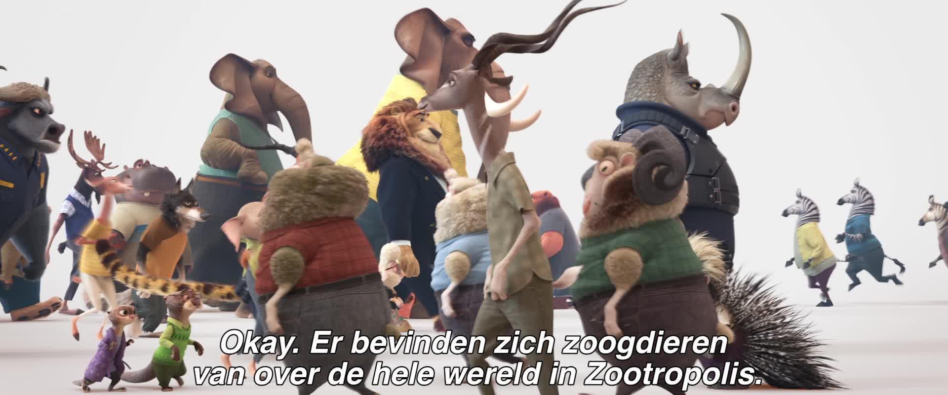 Zootropolis - Teaser Trailer