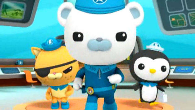 octonauts all vidoes page disney junior