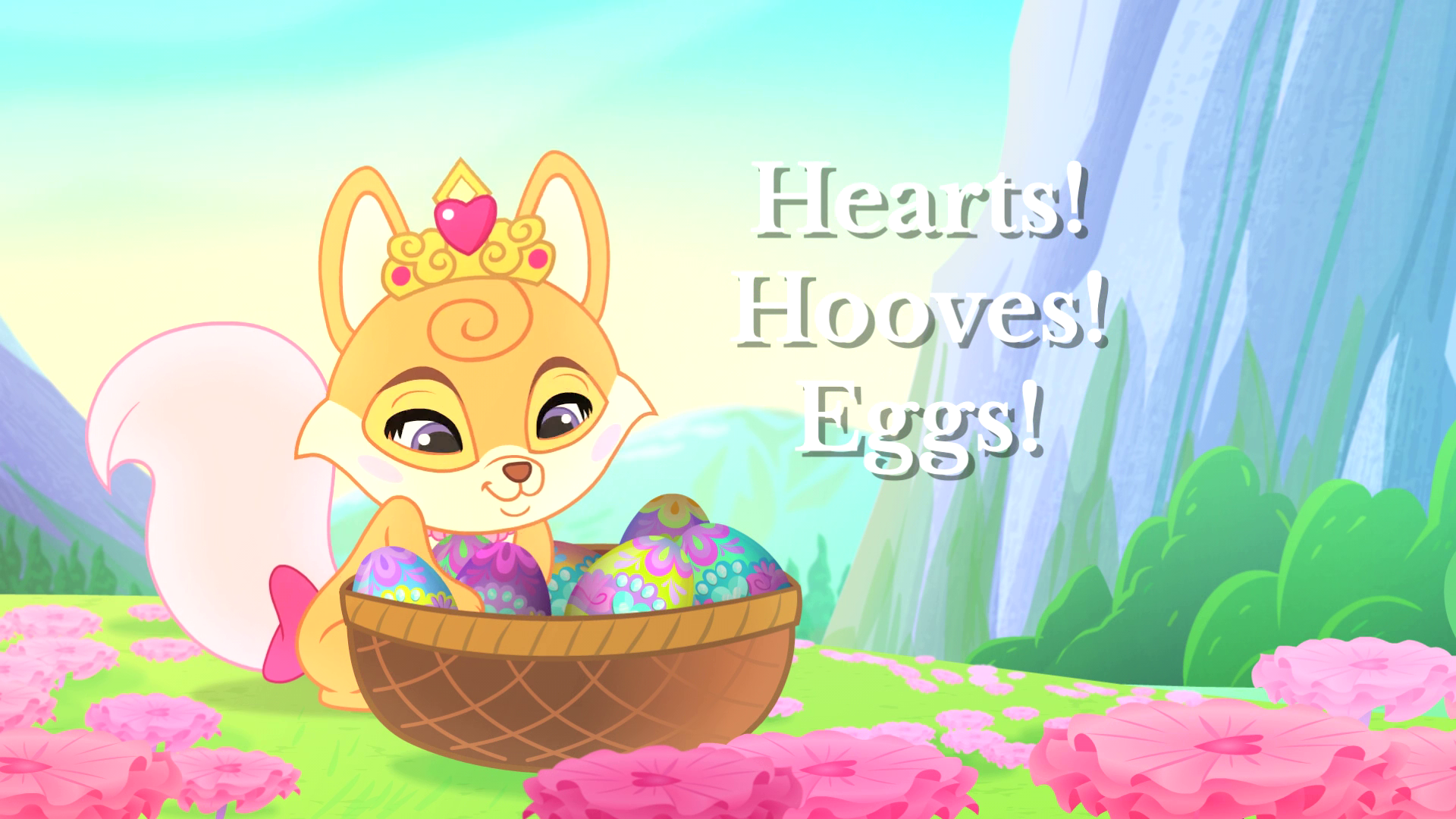 Hearts! Hooves! Eggs! | Ep. 204 | Whisker Haven Tales With The Palace Pets