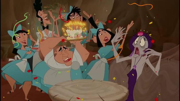 Happy Birthday, Oh My Disney!