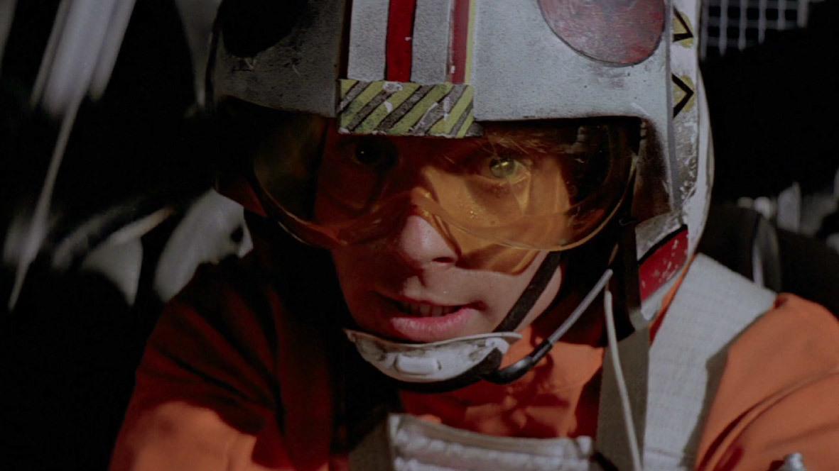 Използвай Силата, Люк