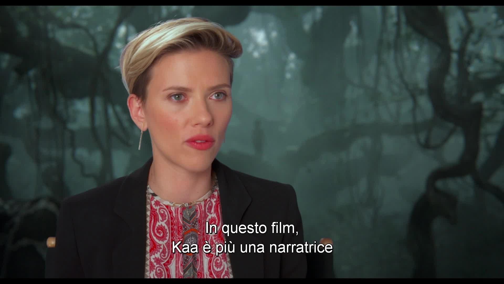 Il libro della giungla - Scarlett Johansson