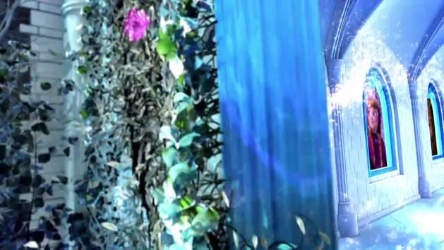 Academia Frozen: Ana e Elsa