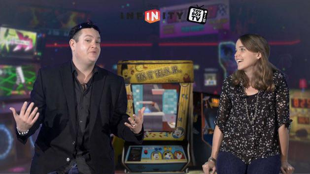 Ep. 7 - Arcade Game Challenge - Disney Infinity Toy Box TV