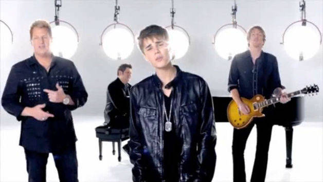 That Should Be Me - Justin Bieber feat. Rascal Flatts