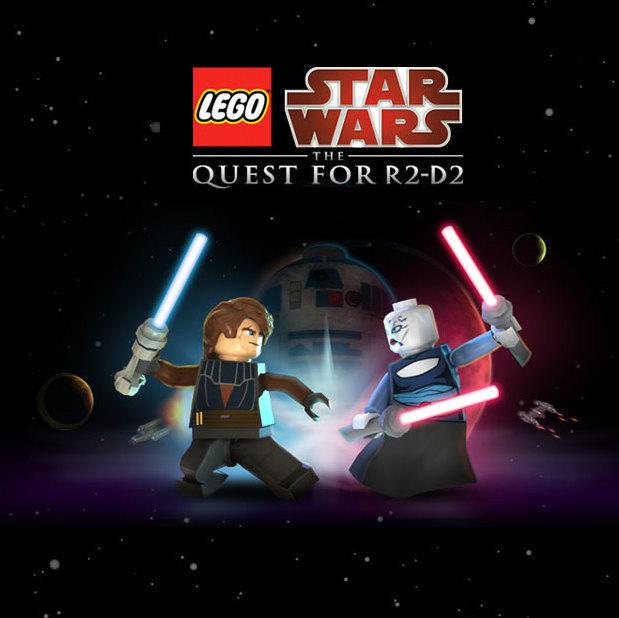 LEGO Star Wars - A Busca …