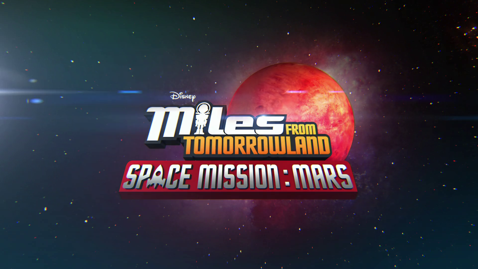 Space Mission: Mars Tease