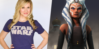 From The Clone Wars to Rebels: Ashley Eckstein on Ahsoka Tano's Journey