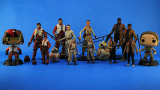 Toy Empire: Heroes of Star Wars: The Force Awakens