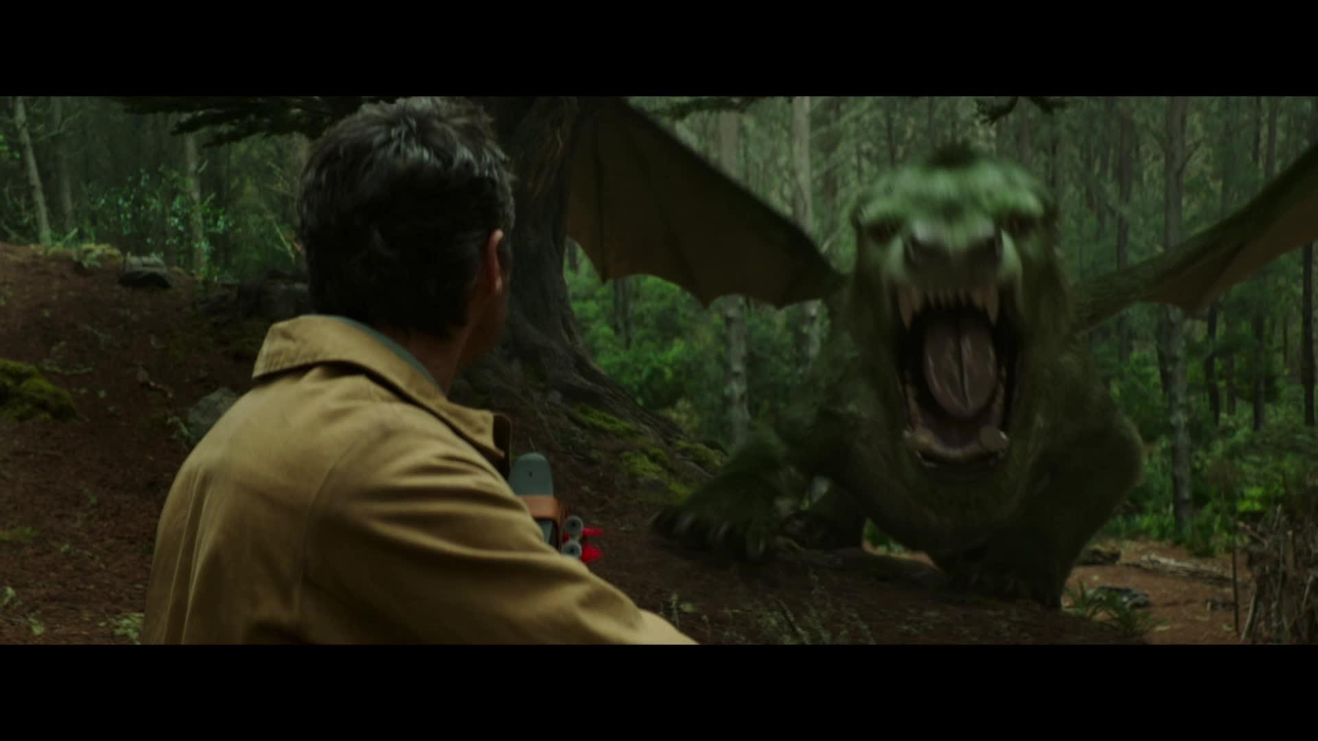 Peter y el Dragón - Misterio