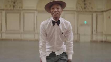 """Happy"" [Ballroom Version] - Pharrell Williams"
