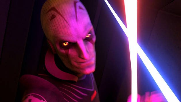 Star Wars Rebels: Remix
