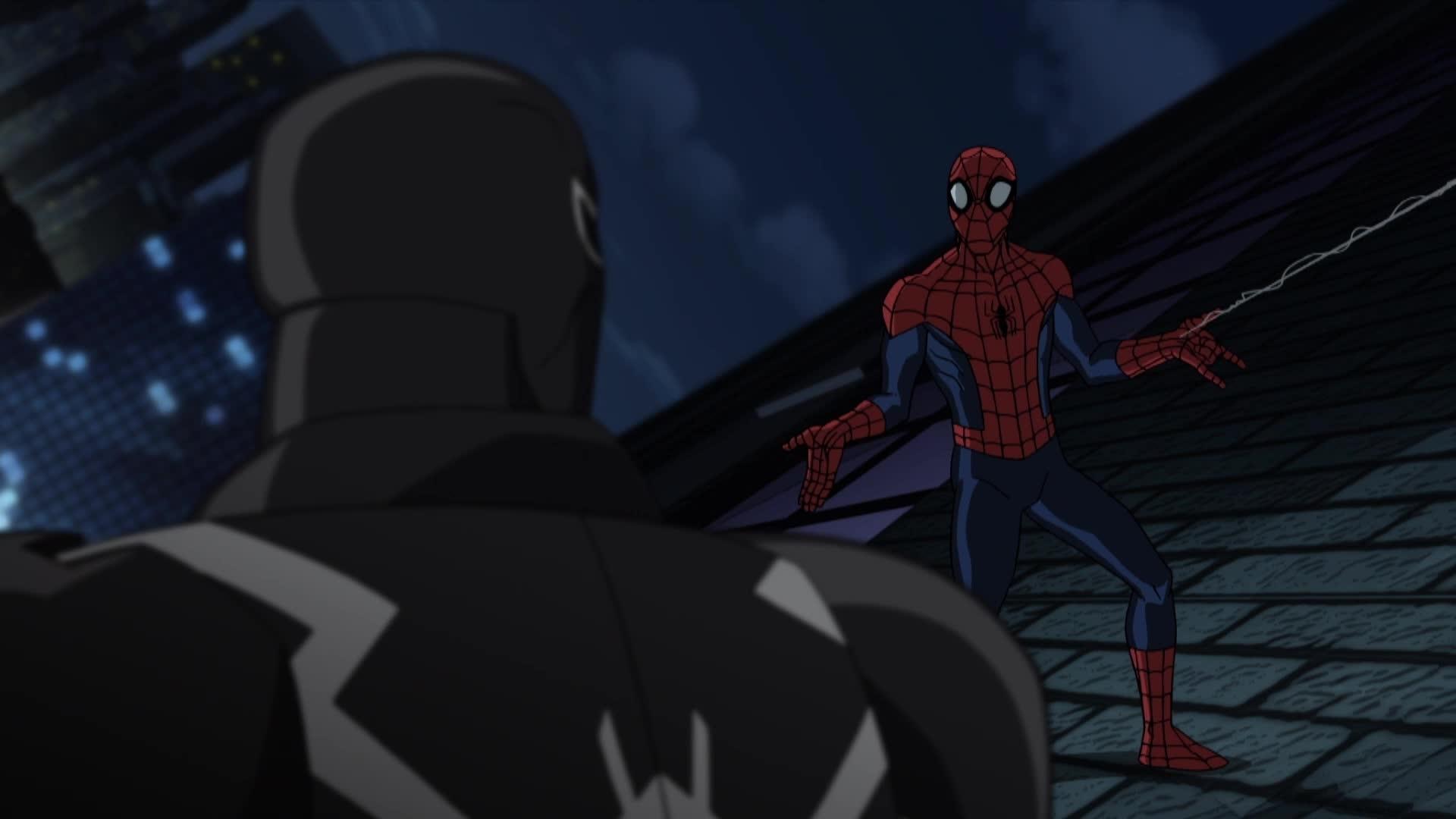 Ultimate Spider-Man - Aflevering 93 - Seizoen 4
