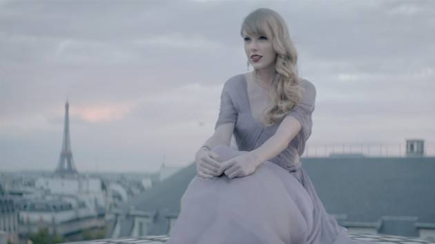 """Begin Again"" - Taylor Swift"