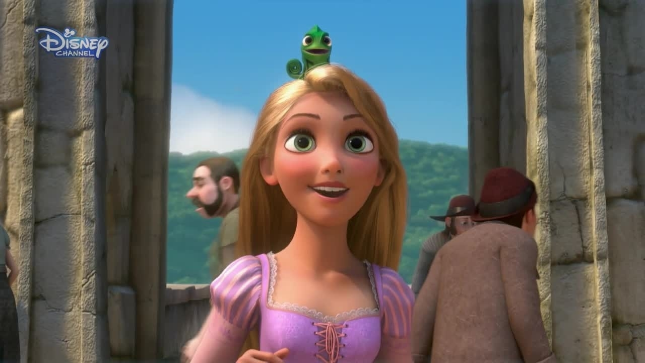 Dream Big Princess - I Dream - Rapunzel - ME