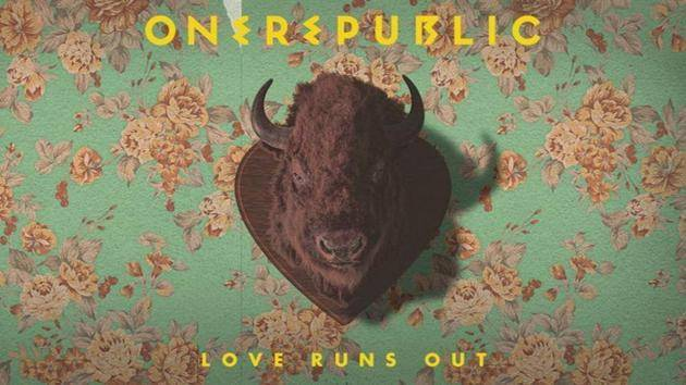 One Republic Love Runs Out Album Cover