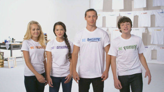 DisneyXD Stars on Bullying Prevention (:30)