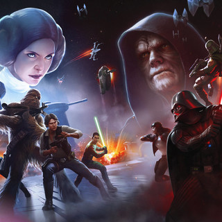Dream Teams: How Star Wars: Force Arena Puts You in Control of the Galaxy's Greatest