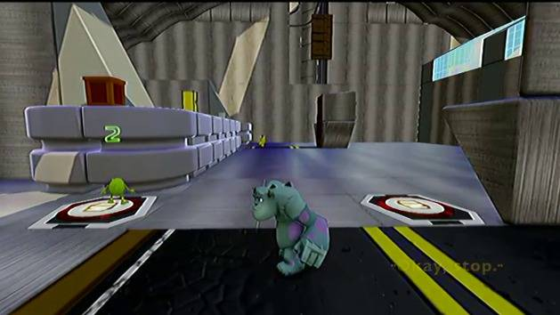 Mozenrath Presents: Monsters Inc. by Mozenrath - First Place Winner - DISNEY INFINITY