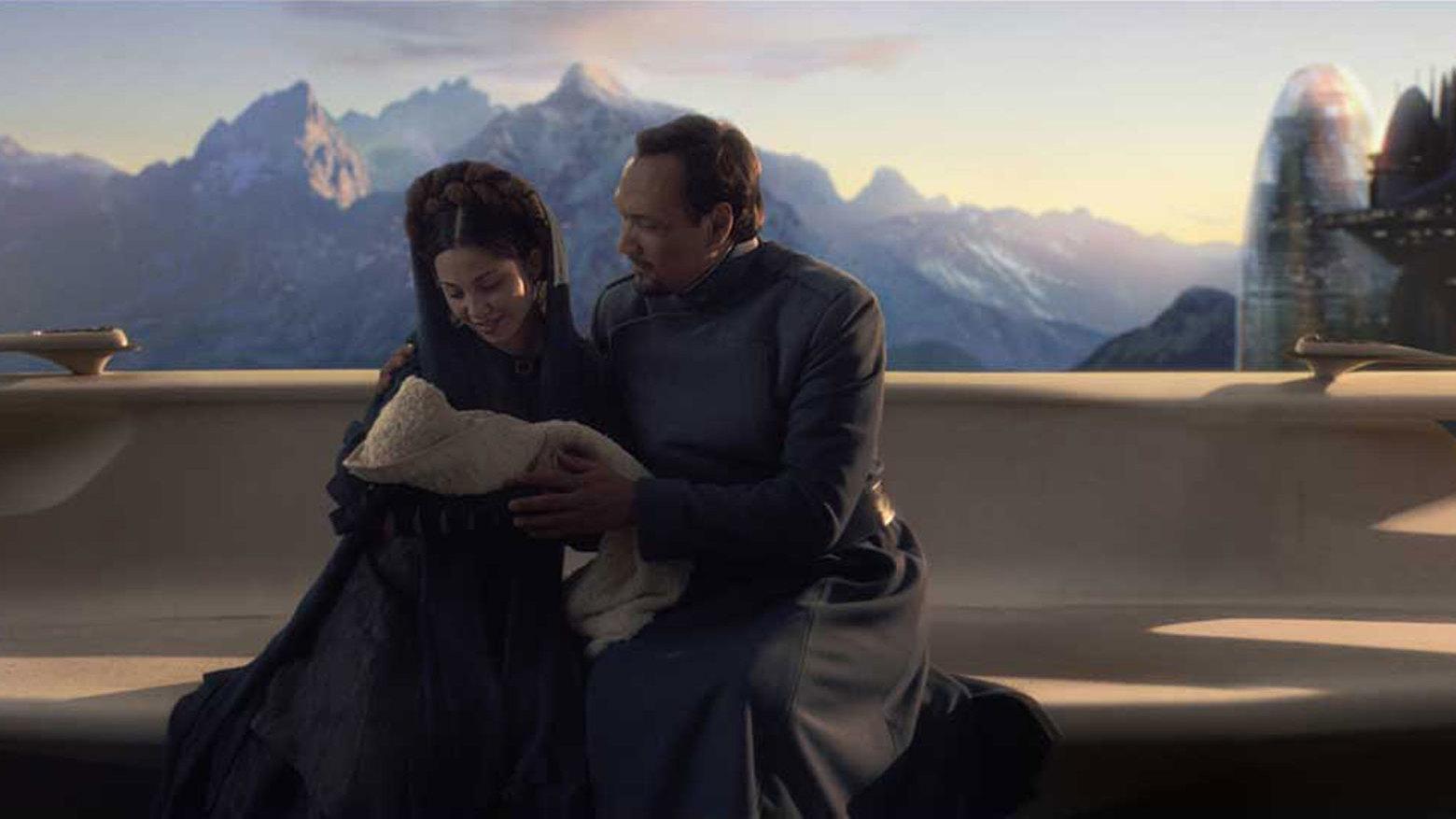 Princess Leia Organa Biography