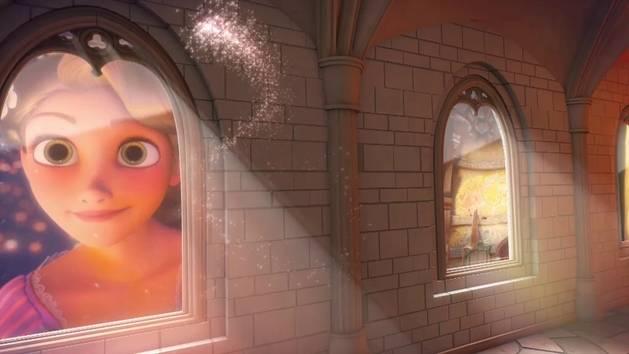 Prinsesskolan - Pyssla med Rapunzel