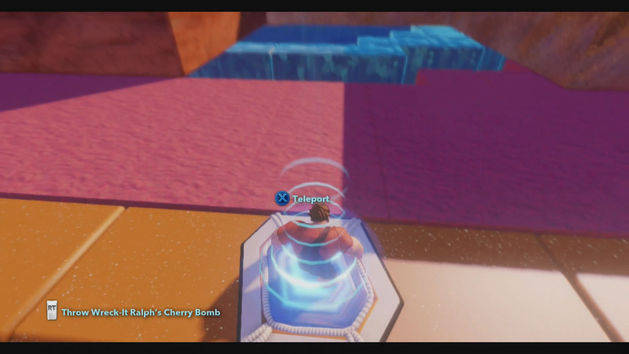 Carpet Cleaning - DISNEY INFINITY Toy Box