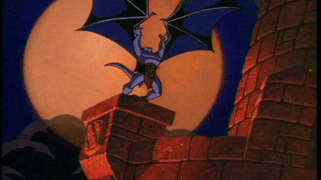Gargoyles Theme Song