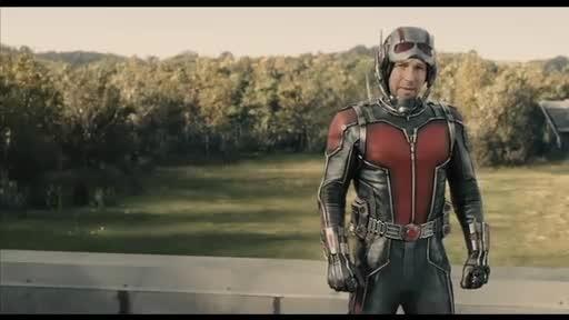 Ant-Man ya en DVD y Blu-ray