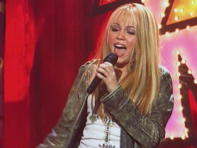 Who Said - Hannah Montana