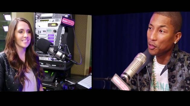 Pharrell on Style and Doing What He Loves - Radio Disney Insider