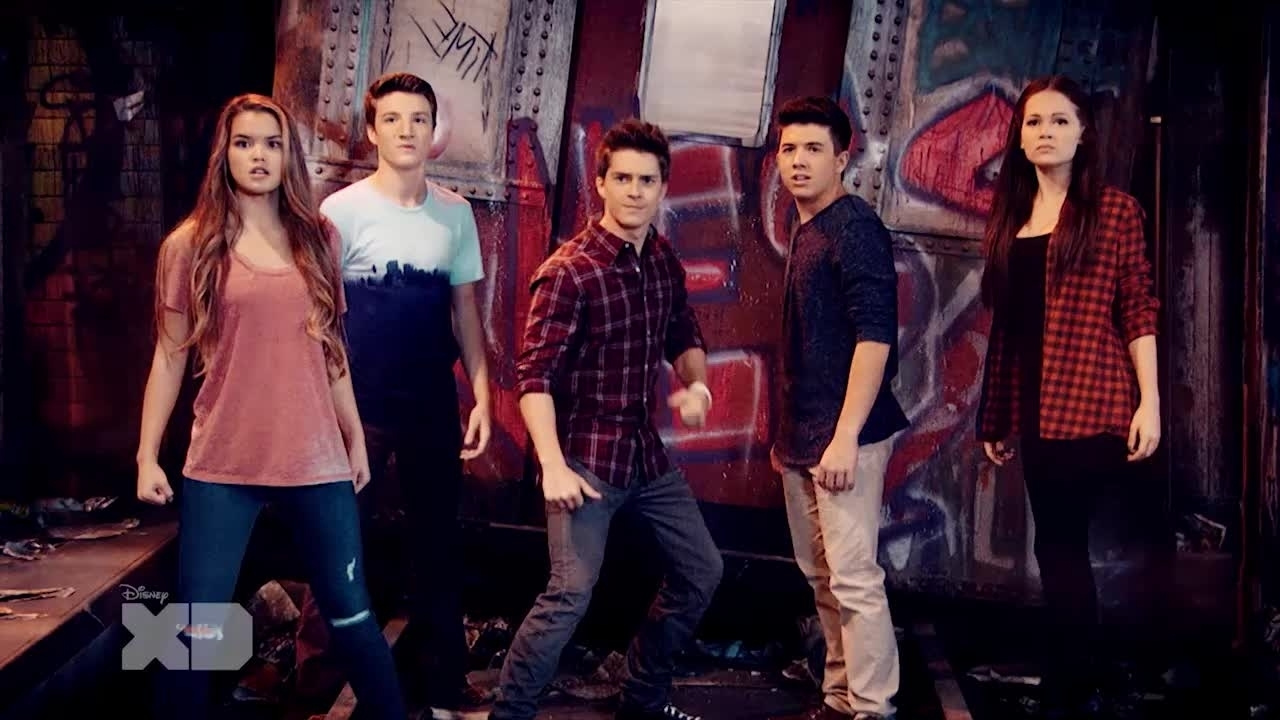 Ogni weekend segui la nuova serie: Lab Rats Elite Force!