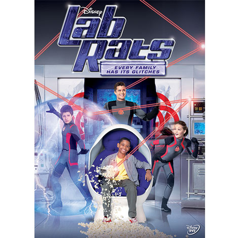 Lab Rats: Every Family Has Its Glitches DVD