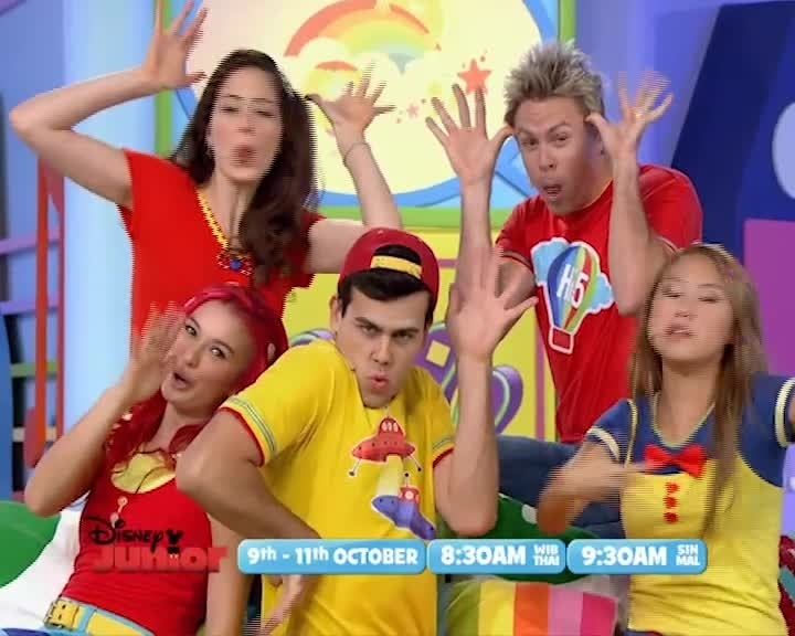 Catch Hi-5's all new episodes!