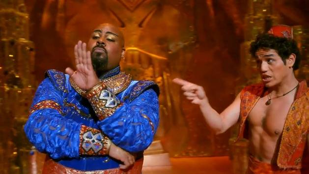 The Surprise Hit of the Season - Aladdin on Broadway
